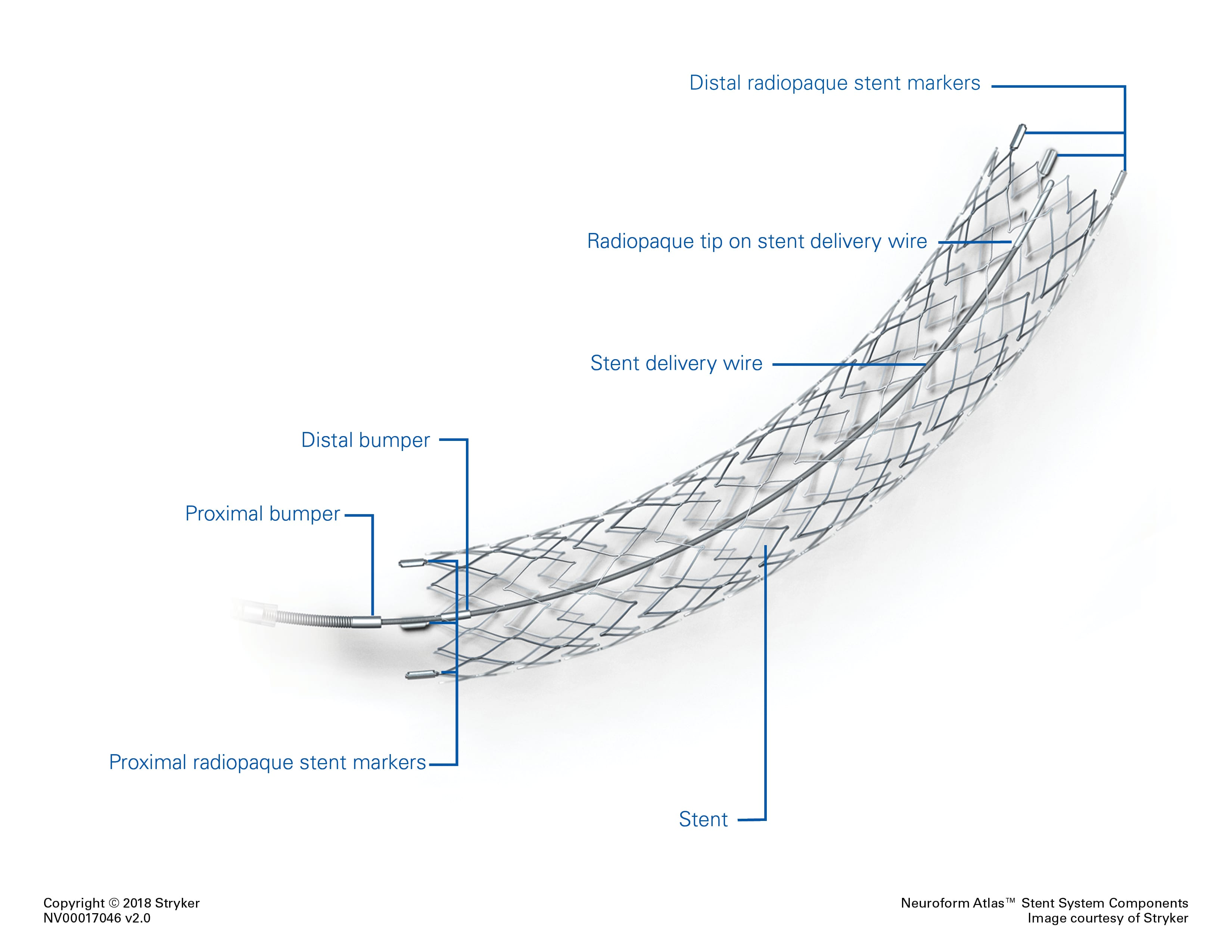 Stryker Neurovascular | Neuroform Atlas™ Stent System
